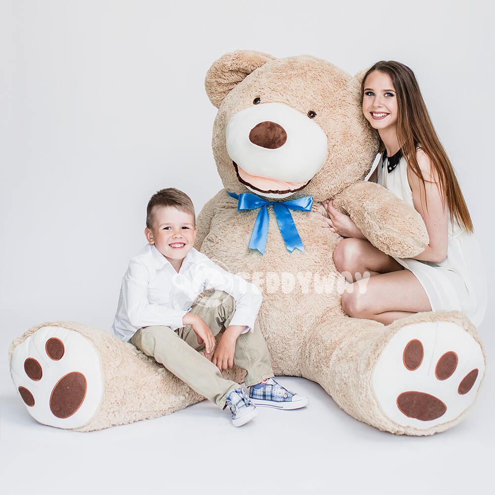 Huge Giant Teddy Bears 200 CM - TEDDYWAY